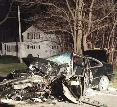 Man charged with DWI after brutal 2-car wreck