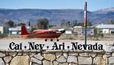 Town in rural southern Nevada up for sale for $8 million
