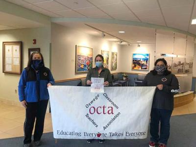 OCTA supports students, essential workers