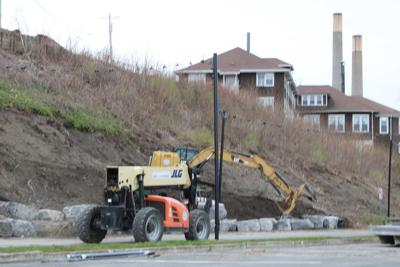 Wright's Landing under construction: Closed through mid-July as marina projects underway