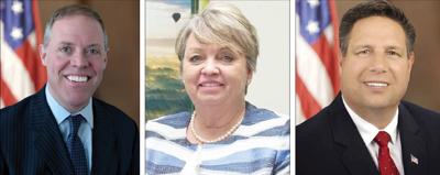 Local state legislators appointed to, retain leadership roles