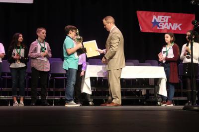 Kearns is king of regional Spelling Bee final