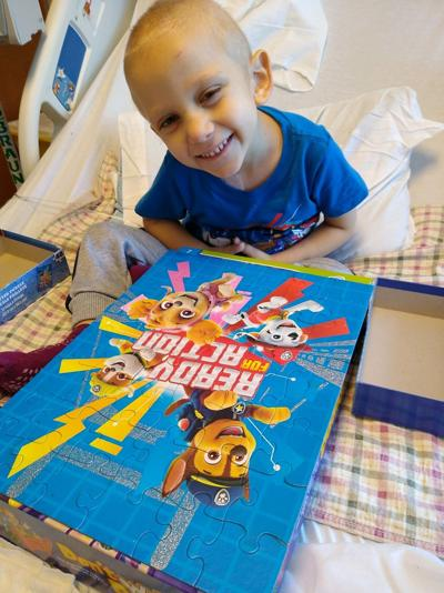 Benefit event scheduled for Hannibal child with leukemia/ Damon Hoyt