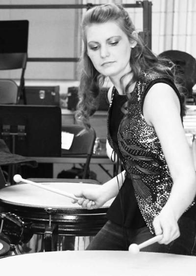 Phoenix grad and rising musician hosts EJD drum clinic