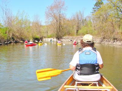 Oswego kayakers to take Canalway Challenge Saturday