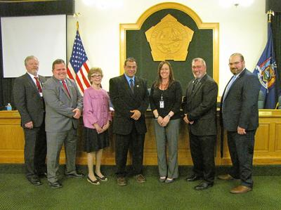 New human resources director appointed by the County Legislature
