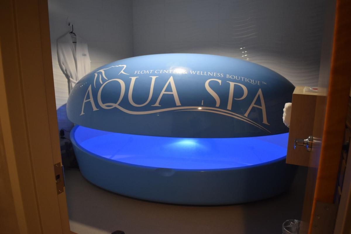 Special report: Inside the Aqua Spa