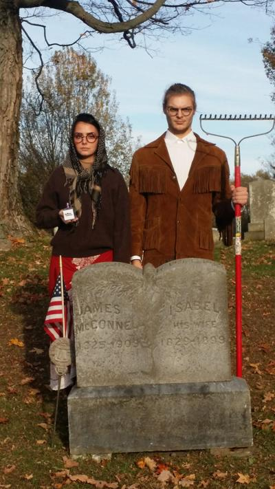 Spooky history returns to Oswego Town cemetery Oct. 25