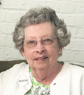 Mary Suzanne Royle