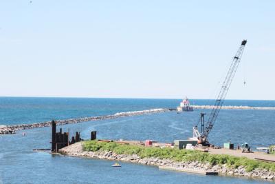 Nearly $10 million International Pier overhaul starting to take shape