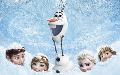 """""""Elsa"""" and """"Olaf"""" from Disney's """"Frozen"""" come to Oswego"""