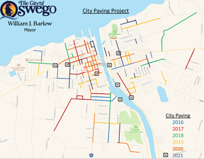 Barlow outlines $750,000 paving project proposal