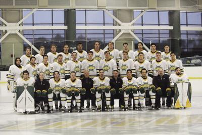 2021-22 men's hockey team