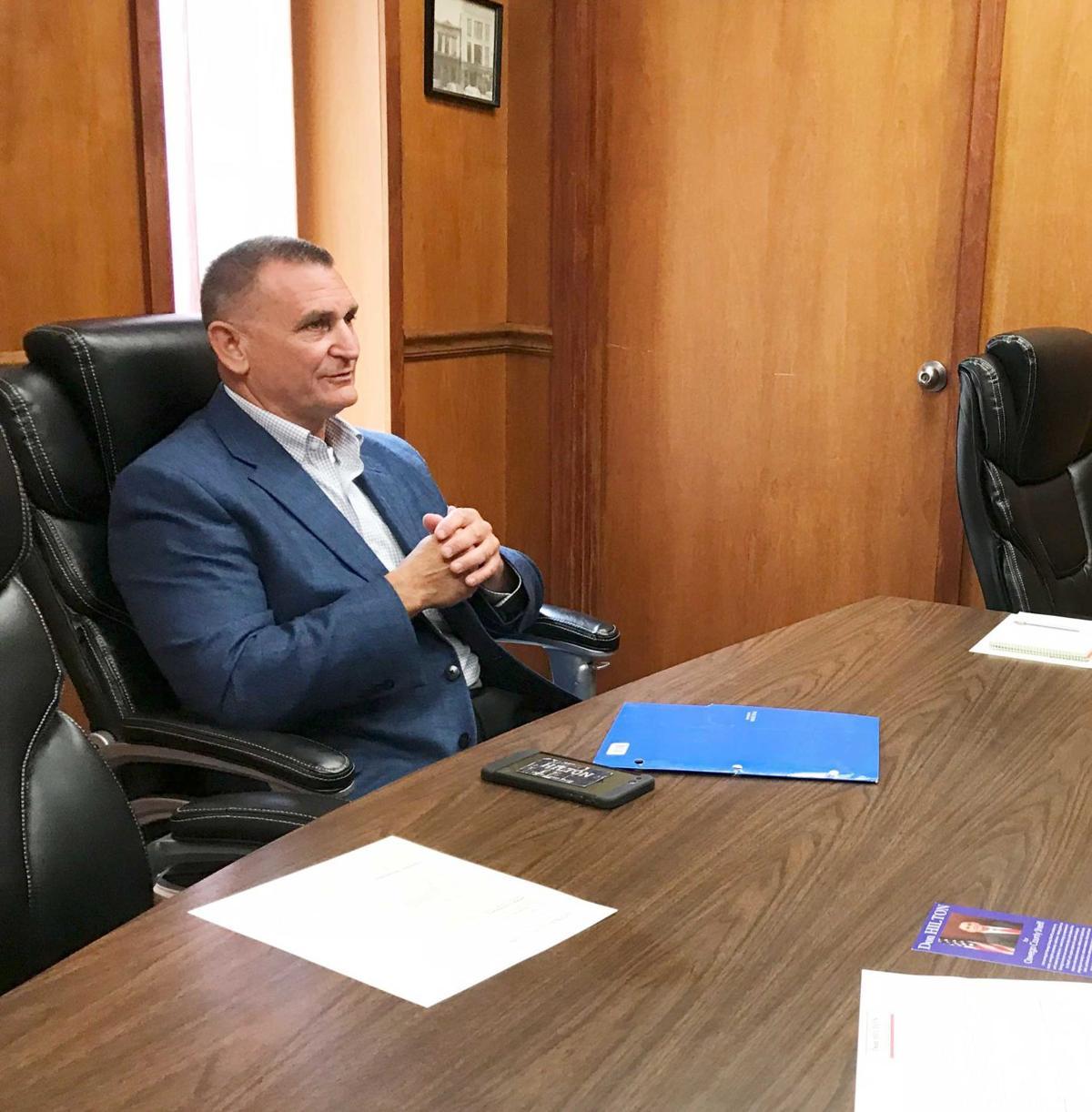 Sheriff-Elect Hilton announces key staff appointments