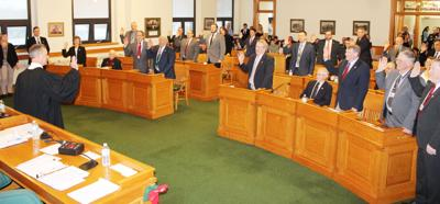 County Legislature elects leadership