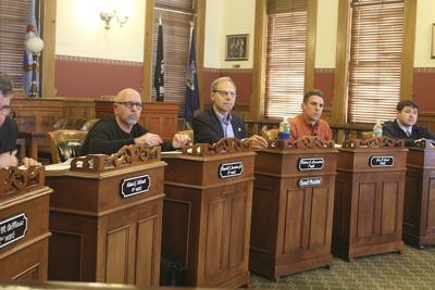Councilors consider variety of improvements, projects
