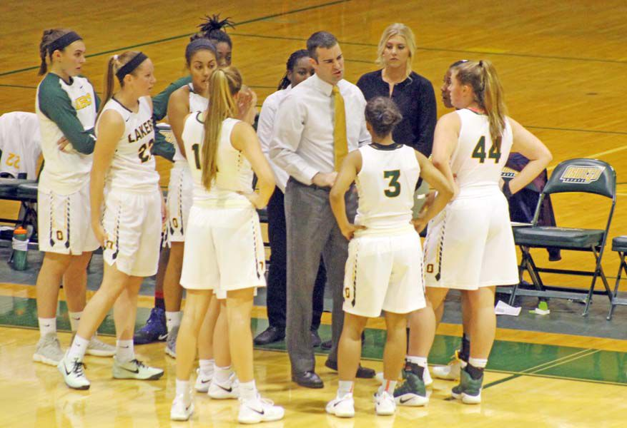 Laker women's basketball prepares for Cortland
