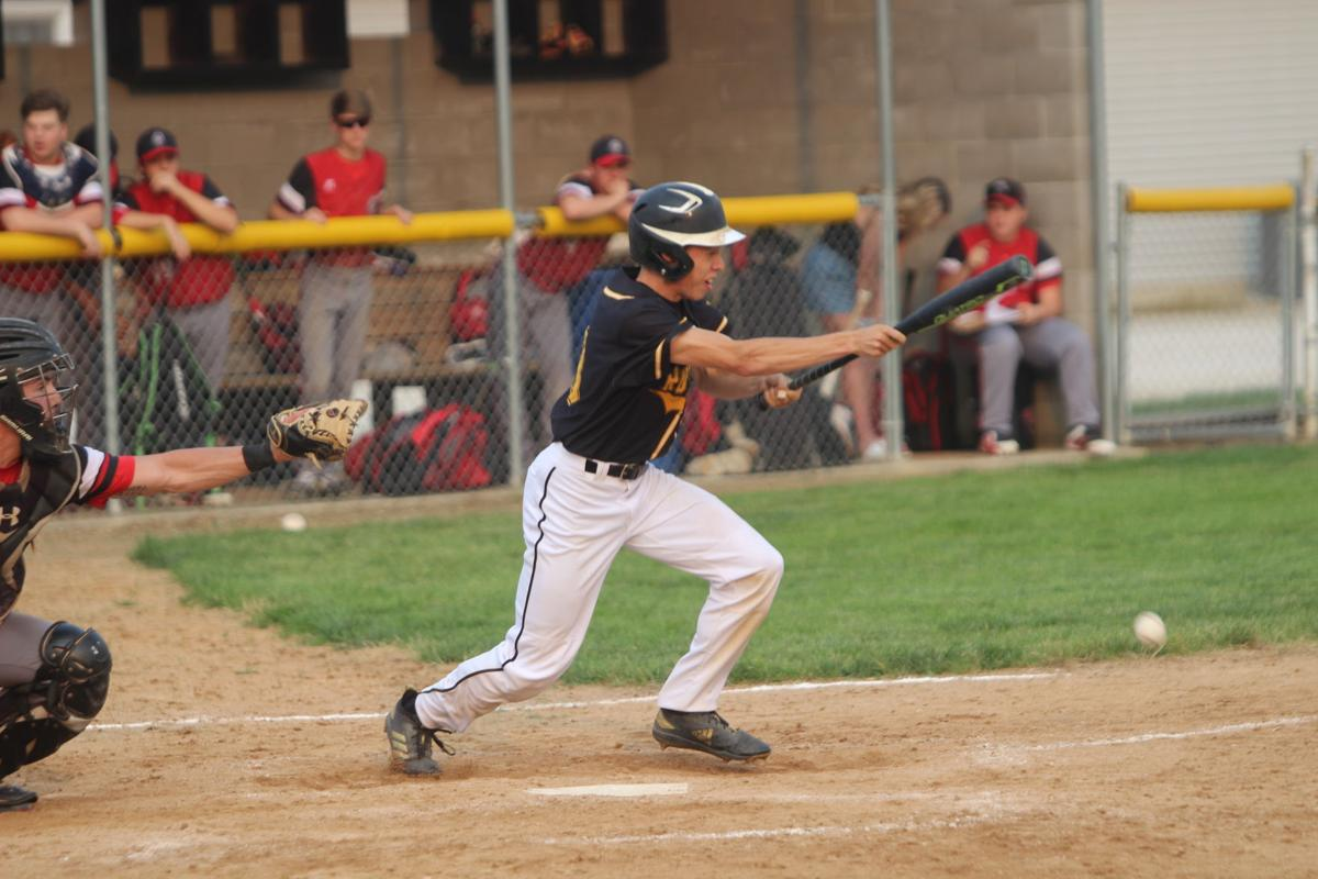 EBF falls twice to defending state champs