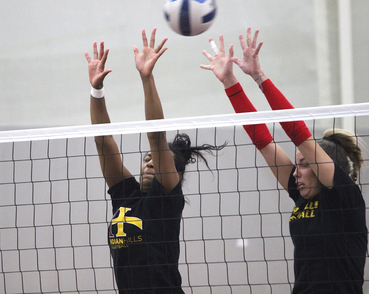 JUCO volleyball: Warriors look to capture national tournament berth