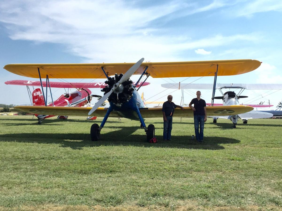 Blakesburg Fly-in brings in hundreds of antiques   Local