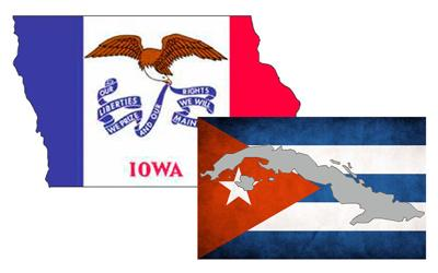 Iowa-Cuba trade