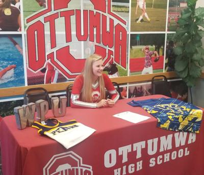 Haines signs with William Penn