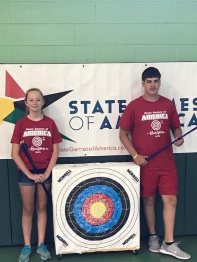 Ottumwa archers compete at State Games