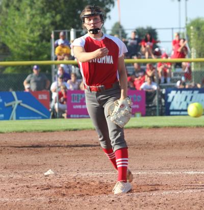 Nickerson named to 5A All-District Southeast softball squad