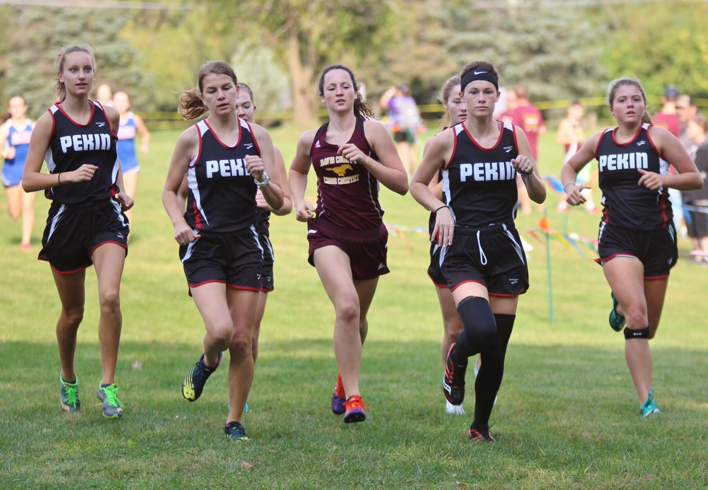 Mustangs run with the Panthers (4 column MAIN photo)