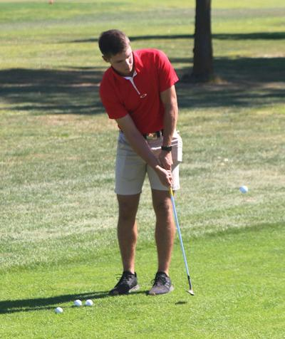 Wood delivers in home opener for OHS golfers