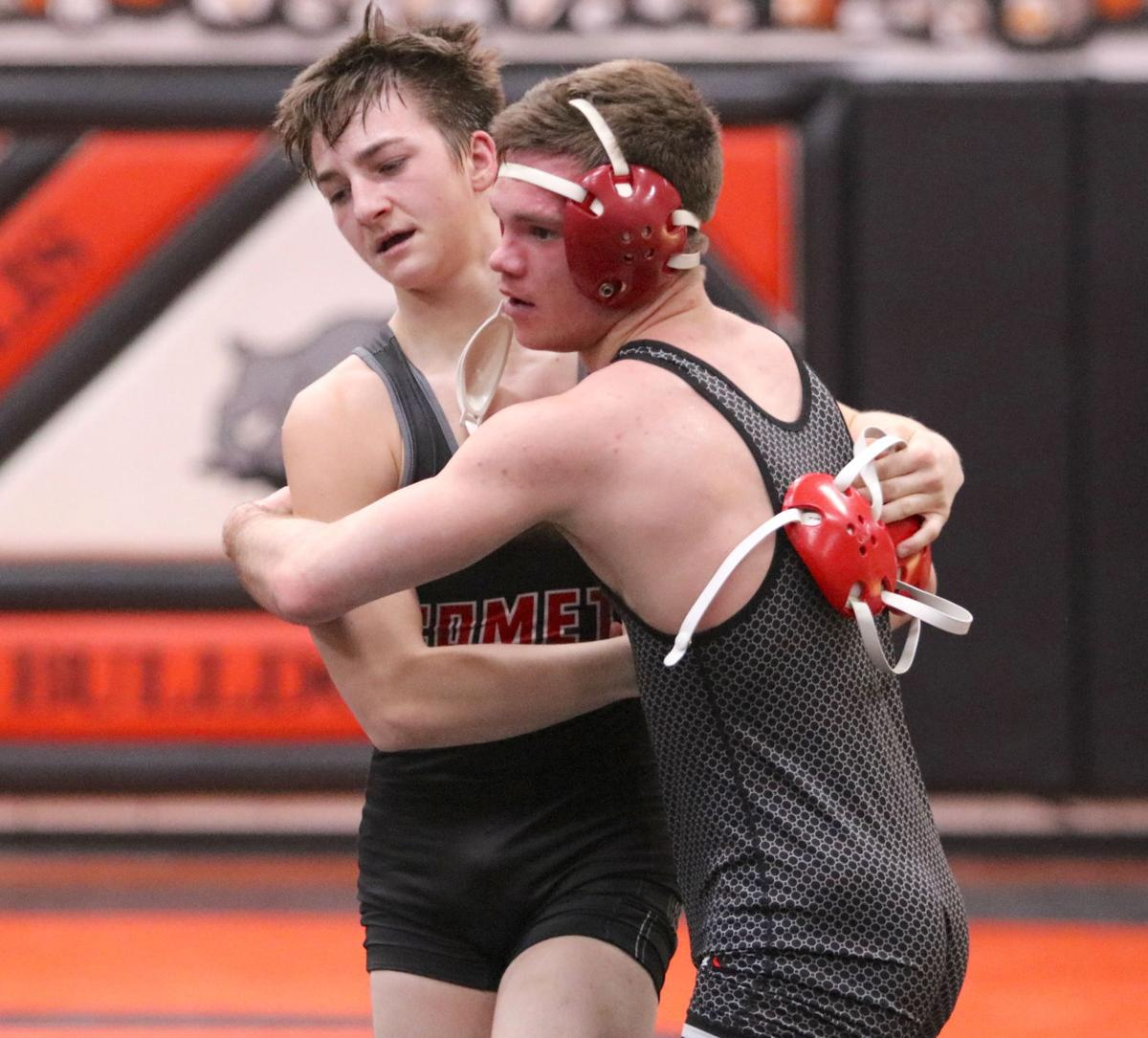 1A sectionals: A performance to 'Dye' for