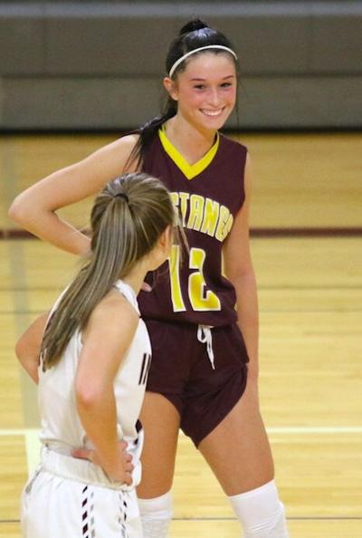 Mustangs, Osky battle on the hardwood