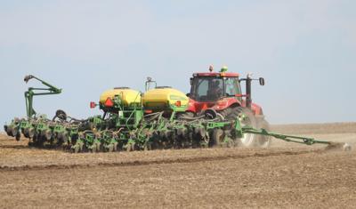 Planting season underway