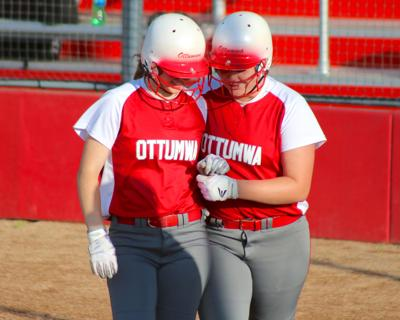 Prep softball: A long time coming for Nickerson