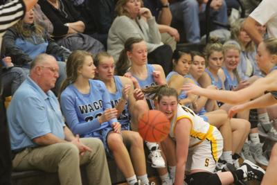 Sigourney girls secure much-needed win