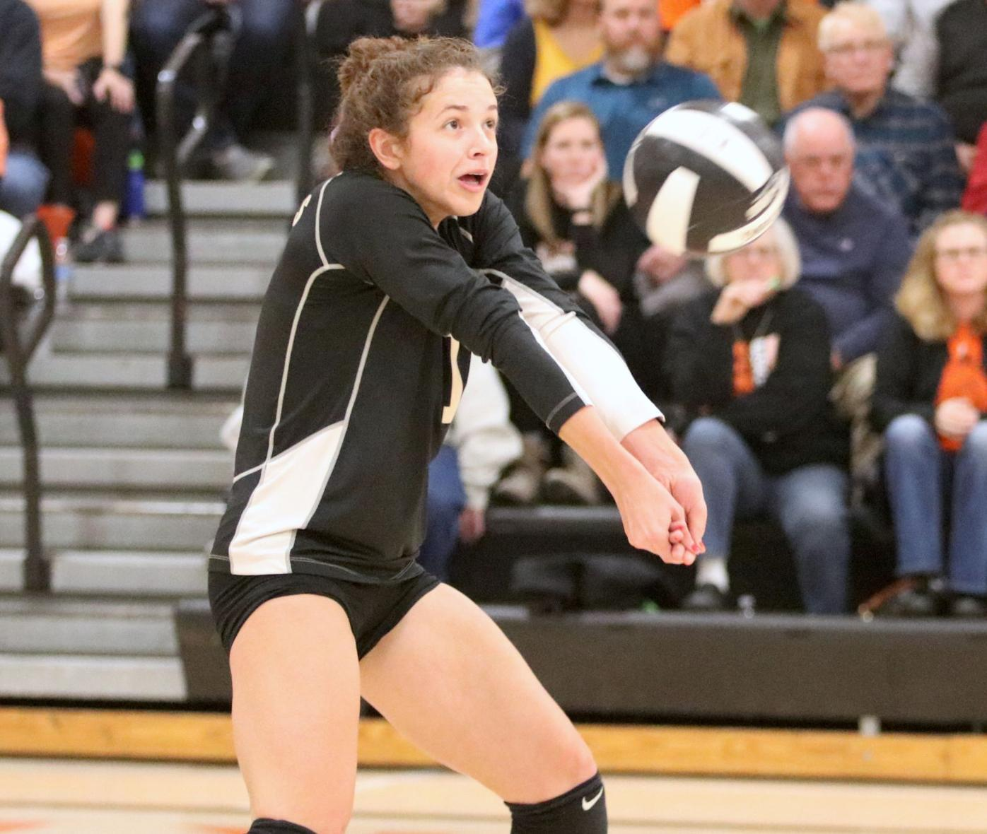 Prep volleyball: Warriors reach cusp of state