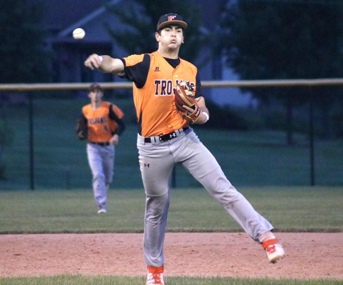 Prep baseball: Fairfield pulls string on a win