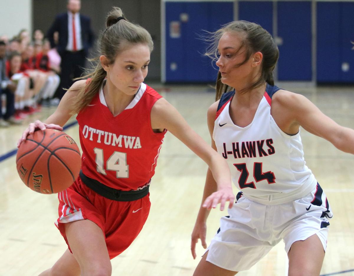 Girls basketball: VandenBerg relishes learning experience
