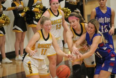 Rockets re-fire against Lady Dees