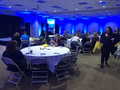 Young Professionals Conference comes to Bridge View Center