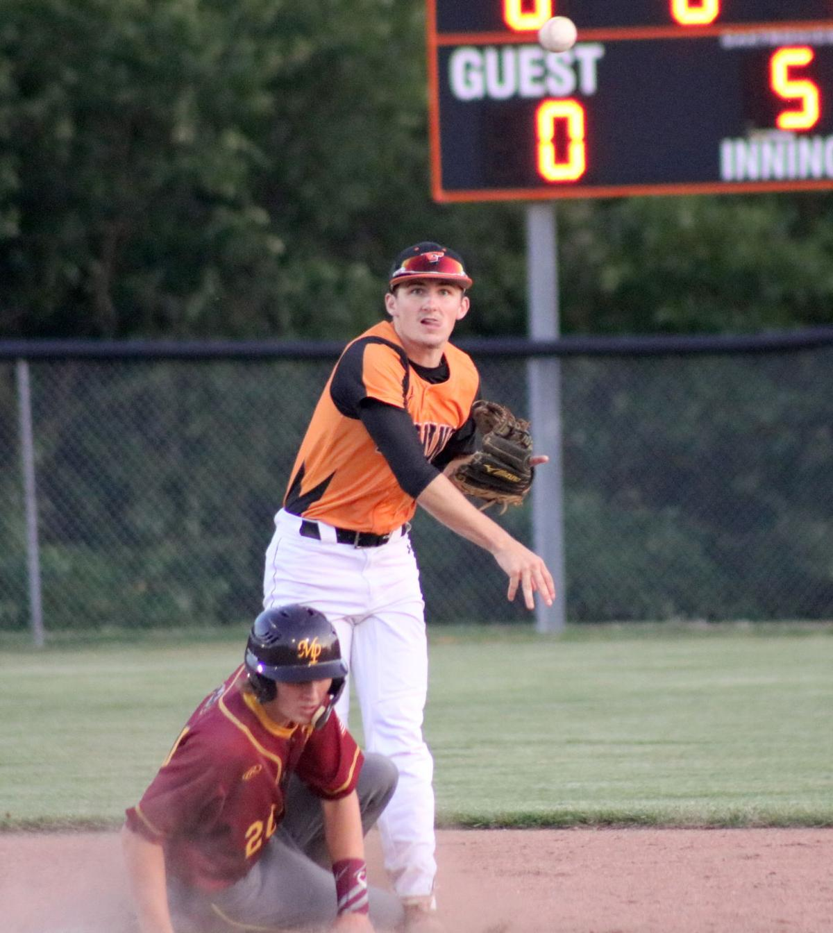 Prep baseball: Trojans reach cusp of state tournament