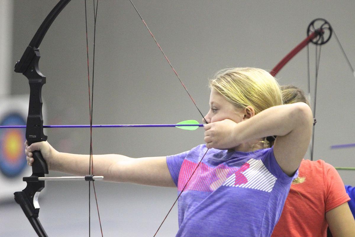 Ottumwa archers take aim at 2019-20 season (CP 4 column photo)