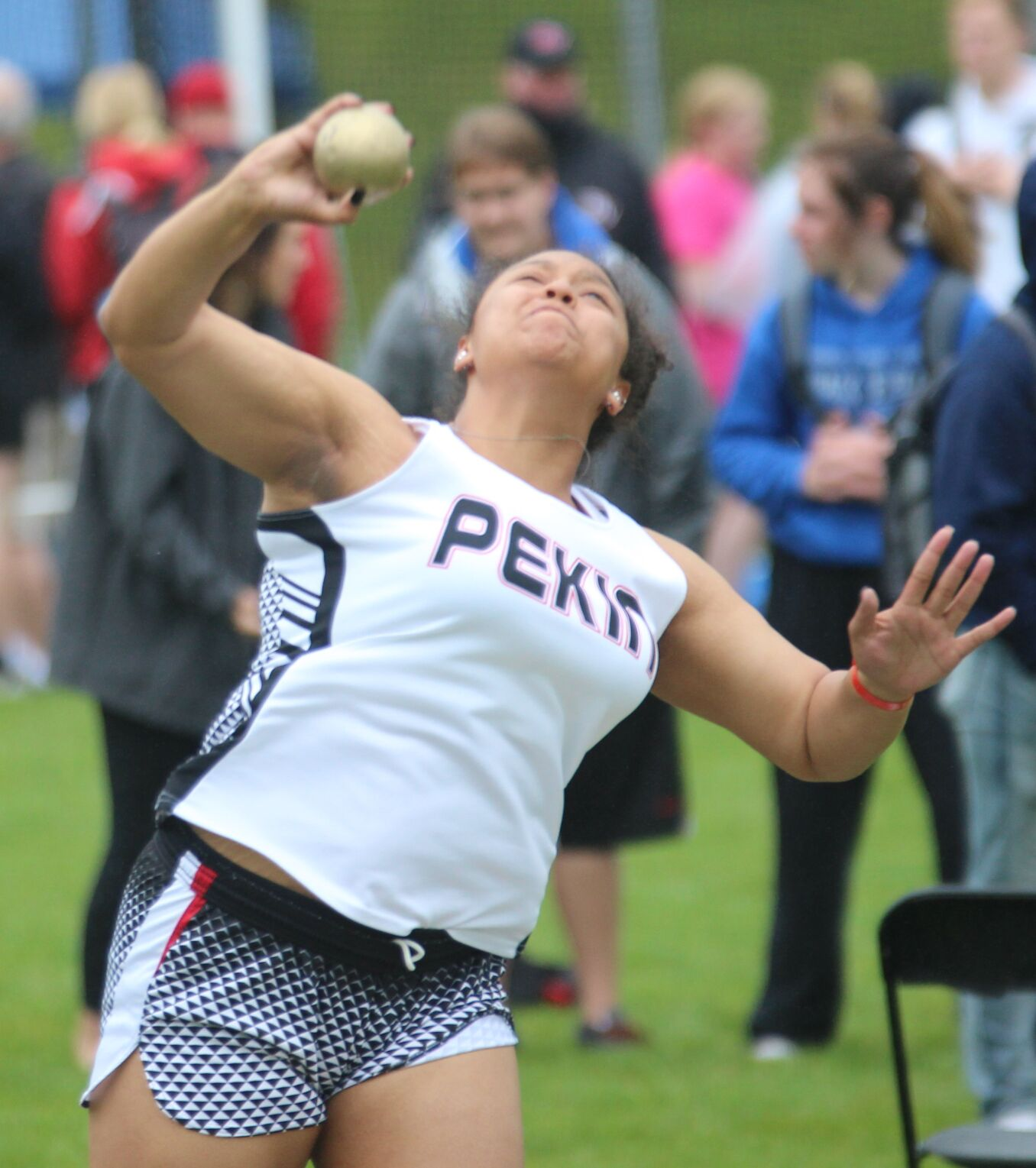 Pope places in top 10 at state