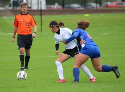 Women's soccer: Indian Hills vs. Hawkeye CC