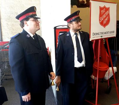 Salvation Army Invites Bell Ringers To Help Starting Friday News