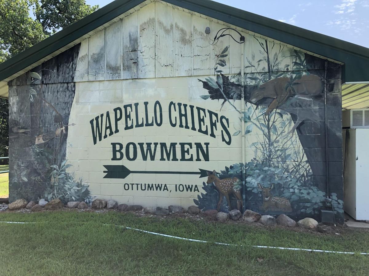 Wapello Chiefs Bowmen Archery Tournament