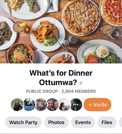 """What's for Dinner Ottumwa?"""