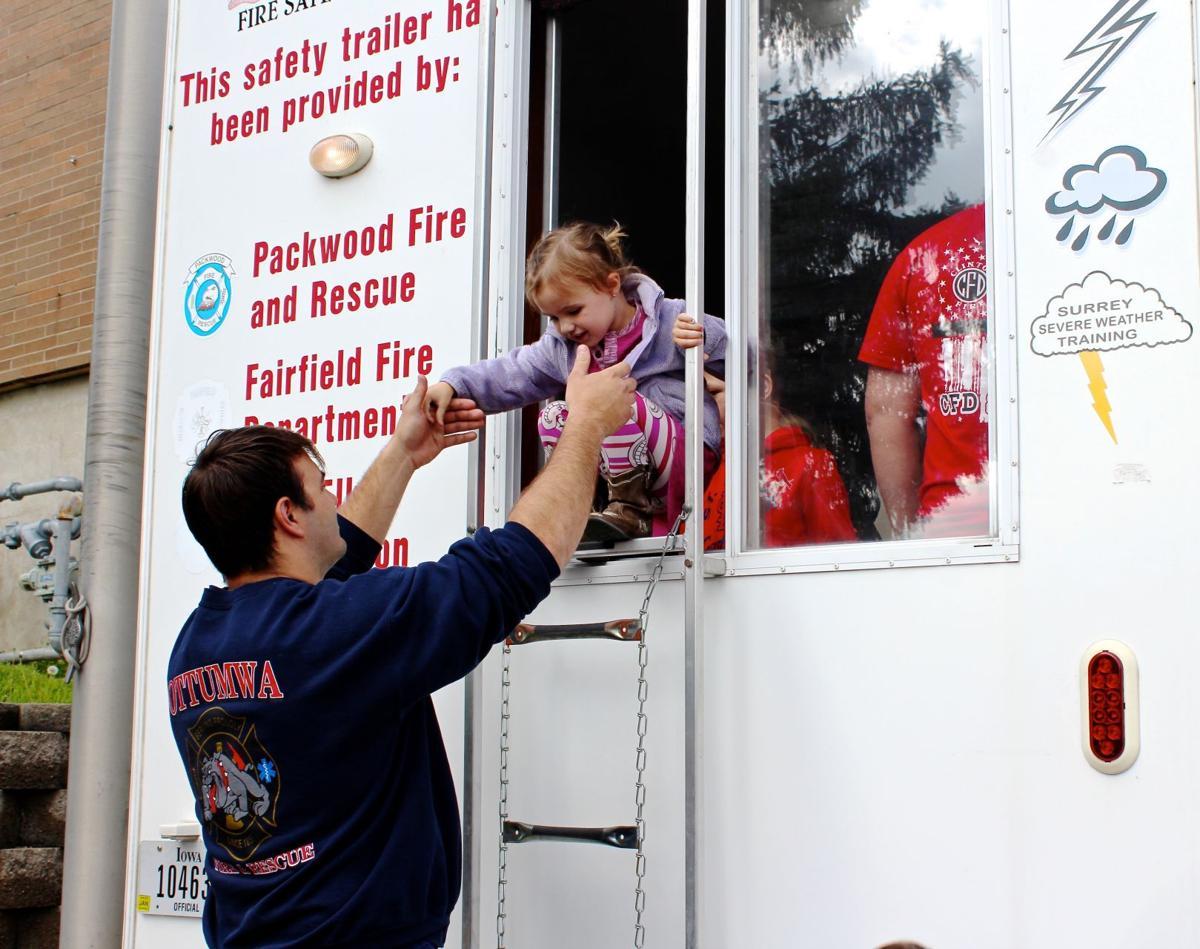 fire safety trailer