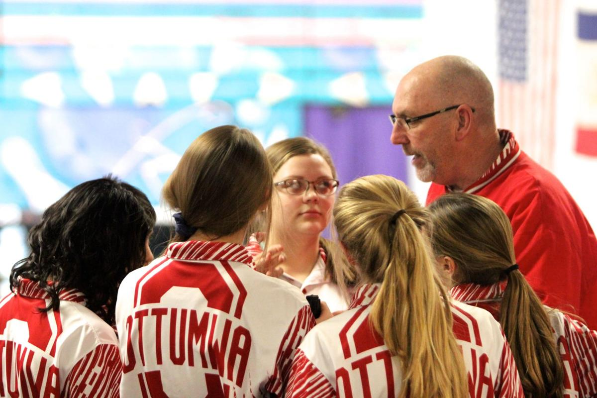 Season-best score leads to victory for OHS bowlers (Optional 2-4 column photo)