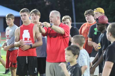 OYFL campers experience Friday Night Lights